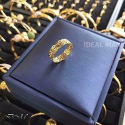 Nhẫn kim tiền nữ tài lộc may mắn