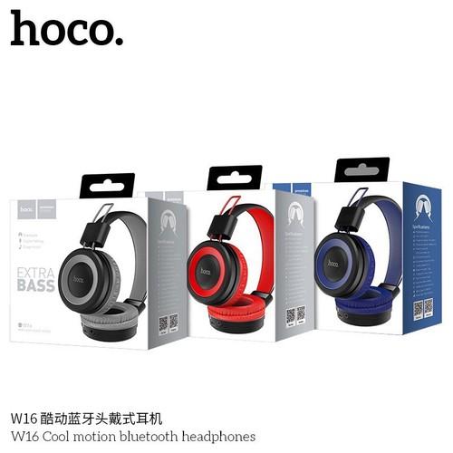Headphone bluetooth hoco w16 chính hãng