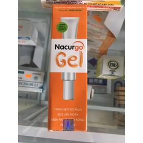 NACURGO GEL HẾT MỤN HẾT THÂM - Nacurgo gel