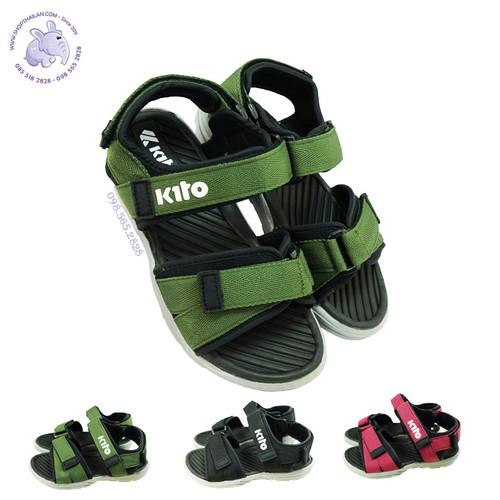 Giày sandal unisex thái lan- kito af1m
