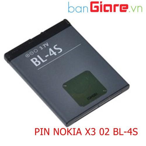 Pin nokia x3 02 bl-4s