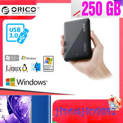 Ổ CỨNG DI ĐỘNG ORICO-250GB