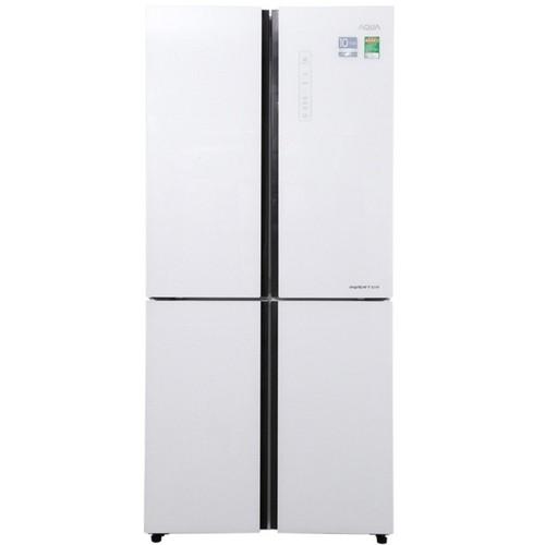 Tủ lạnh aqua inverter 516 lít aqr-ig525am gw