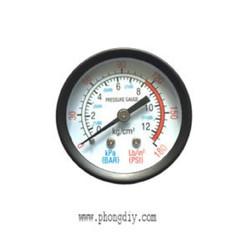 Đồng hồ đo áp suất máy nén khí 12kg chân sau 13mm