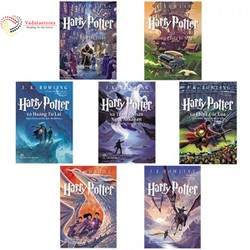 Combo Harry Potter Trọn Bộ 7 Cuốn