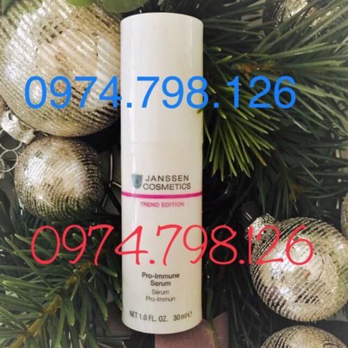 ?sữa dưỡng giúp tăng cường hệ miễn dịch cho da janssen cosmetics pro-immune serum 30ml - 17332213 , 19859966 , 15_19859966 , 1799000 , sua-duong-giup-tang-cuong-he-mien-dich-cho-da-janssen-cosmetics-pro-immune-serum-30ml-15_19859966 , sendo.vn , ?sữa dưỡng giúp tăng cường hệ miễn dịch cho da janssen cosmetics pro-immune serum 30ml
