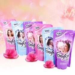 Combo 3 túi nước xả vải Comfort Thái Lan -580ml