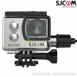 Vỏ chống nước sạc được cho camera hành trình SJCAM SJ6 và SJ7 - Thế giới điện máy