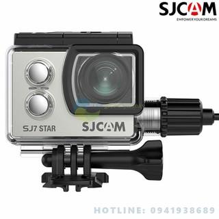 Vỏ chống nước sạc được cho camera hành trình SJCAM SJ6 và SJ7 - Thế giới điện máy - SJ-VO-CHONG-NUOC-SAC-DC-SJ6-7 thumbnail