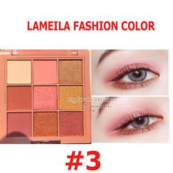 Phấn mắt nhũ 9 ô Lameila