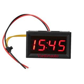 Đồng hồ LED điện tử cho Ô tô, xe máy - HL 21221 thumbnail
