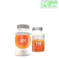 AM PM JEUNESSE LUMINESCE GLOBAL Thực phẩm chức năng chống lão hoá cấp độ tế bào