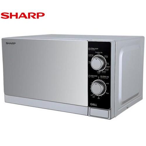 Lò vi sóng cơ có nướng sharp 20 lít r-g223vn-sm - 12165793 , 19884532 , 15_19884532 , 1599000 , Lo-vi-song-co-co-nuong-sharp-20-lit-r-g223vn-sm-15_19884532 , sendo.vn , Lò vi sóng cơ có nướng sharp 20 lít r-g223vn-sm