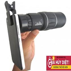 Lens  Ống Kính Chụp Hình Quay Video Cho Điện Thoại Zoom Xa 8Km Siêu Nét
