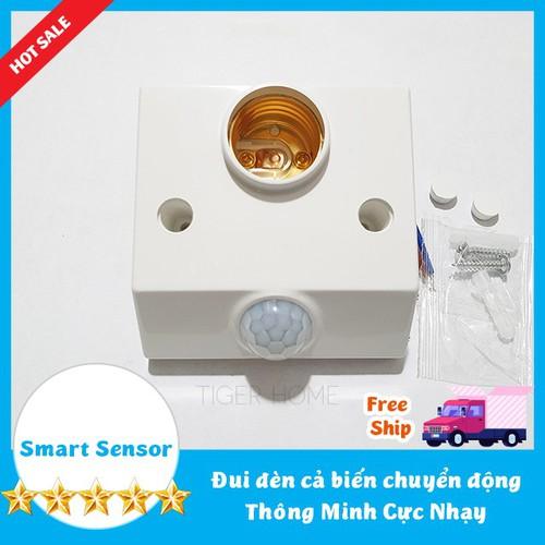 Đui đèn cảm biến chuyển động thông minh cho thị trường việt nam độ nhạy cao an toàn cảm biến hiện đại model mới nhất 2020 - 17082406 , 19862531 , 15_19862531 , 95000 , Dui-den-cam-bien-chuyen-dong-thong-minh-cho-thi-truong-viet-nam-do-nhay-cao-an-toan-cam-bien-hien-dai-model-moi-nhat-2020-15_19862531 , sendo.vn , Đui đèn cảm biến chuyển động thông minh cho thị trường việt