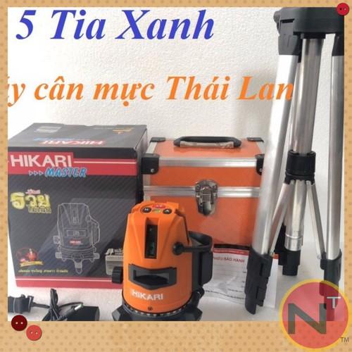 Nt - máy cân bằng laser hikari sl-5x, máy cân mực laser xanh, may ban cot xay dung - hk5x