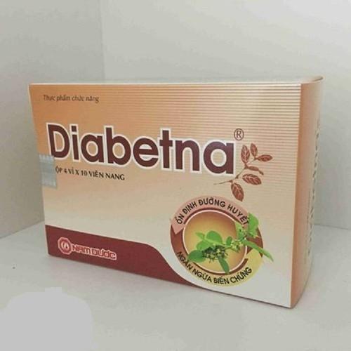 Diabetna-Hỗ trợ ổn định đường huyết - 12165789 , 19884527 , 15_19884527 , 105000 , Diabetna-Ho-tro-on-dinh-duong-huyet-15_19884527 , sendo.vn , Diabetna-Hỗ trợ ổn định đường huyết