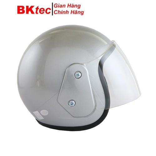 Mũ bảo hiểm 3 phần 4 đầu có kính chính hãng BKtec mũ bảo hiểm che tai nón bảo hiểm cao cấp - 10595360 , 19878268 , 15_19878268 , 299000 , Mu-bao-hiem-3-phan-4-dau-co-kinh-chinh-hang-BKtec-mu-bao-hiem-che-tai-non-bao-hiem-cao-cap-15_19878268 , sendo.vn , Mũ bảo hiểm 3 phần 4 đầu có kính chính hãng BKtec mũ bảo hiểm che tai nón bảo hiểm cao cấ