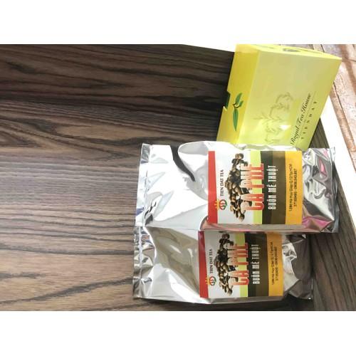 Cà phê moka robusta đb 250gr