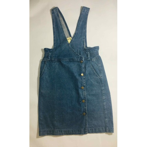Váy yếm jeans vj01 ảnh thật - 12168416 , 19887734 , 15_19887734 , 135000 , Vay-yem-jeans-vj01-anh-that-15_19887734 , sendo.vn , Váy yếm jeans vj01 ảnh thật