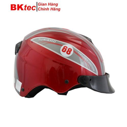 Mũ bảo hiểm nửa đầu không kính chính hãng BKtec nón bảo hiểm cao cấp - 10642292 , 19875573 , 15_19875573 , 169000 , Mu-bao-hiem-nua-dau-khong-kinh-chinh-hang-BKtec-non-bao-hiem-cao-cap-15_19875573 , sendo.vn , Mũ bảo hiểm nửa đầu không kính chính hãng BKtec nón bảo hiểm cao cấp