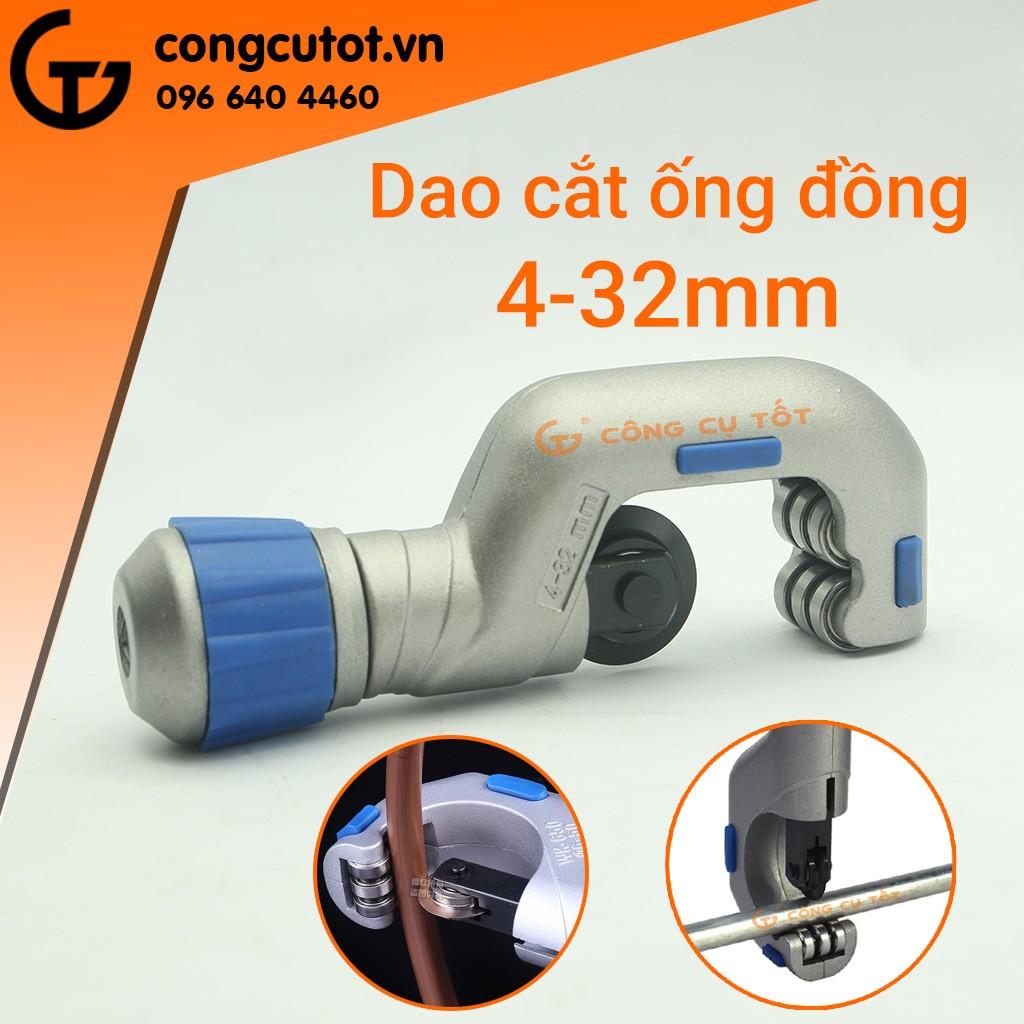 Dao cắt ống đồng 4-32mm
