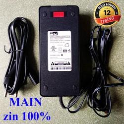 Nguồn Acbel 12V5A zin kèm dây nguồn số 8 BẢO HÀNH 12 THÁNG - adapter Acbel 12v5a