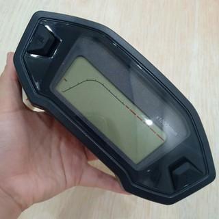 Đồng hồ điện tử xe máy Z1000 gắn các loại xe máy có mắt đọc - A639 thumbnail