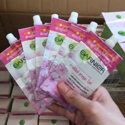 6 gói kem dưỡng da chống năng GANIER thái lan
