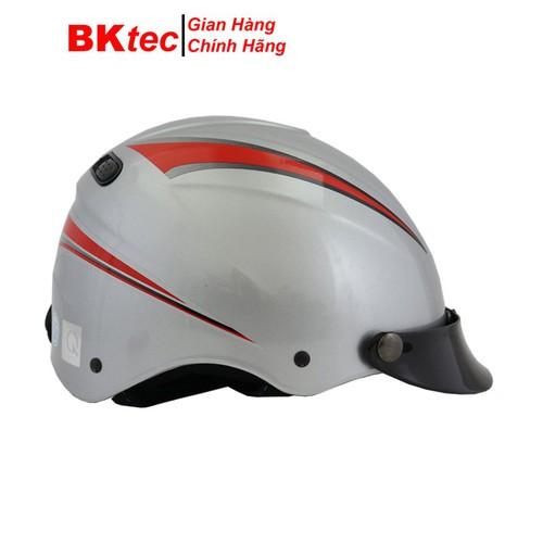 Mũ bảo hiểm nửa đầu không kính chính hãng bktec nón bảo hiểm cao cấp - 17341149 , 19875290 , 15_19875290 , 169000 , Mu-bao-hiem-nua-dau-khong-kinh-chinh-hang-bktec-non-bao-hiem-cao-cap-15_19875290 , sendo.vn , Mũ bảo hiểm nửa đầu không kính chính hãng bktec nón bảo hiểm cao cấp
