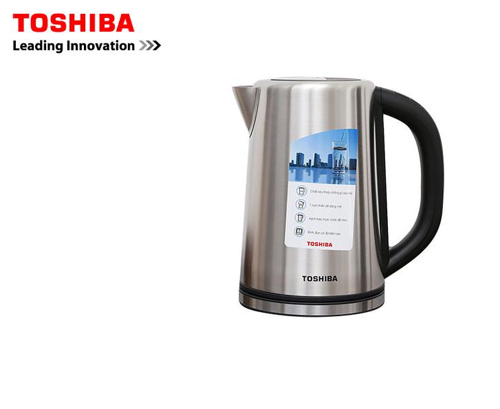 Bình siêu tốc Toshiba 1,7 lít PHK-17MFM (S) VN