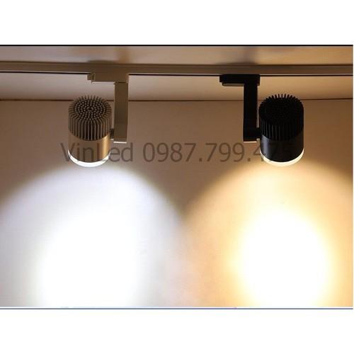 Đèn rọi ray cao cấp COB Sako 12W 20W Bảo hành 3 năm