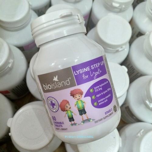 Lysine viên úc lysin