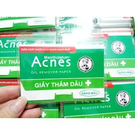 (Date 2022) Giấy thấm dầu ACNES 50 tờ - GTD-ACNES
