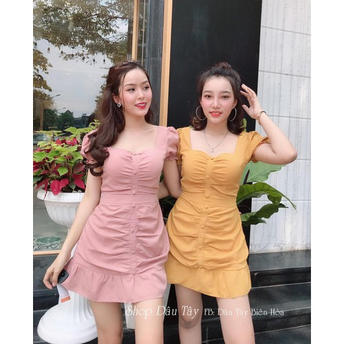 Đầm ôm nữ cát hàn dễ thương thời trang - 12176083 , 19898674 , 15_19898674 , 105000 , Dam-om-nu-cat-han-de-thuong-thoi-trang-15_19898674 , sendo.vn , Đầm ôm nữ cát hàn dễ thương thời trang