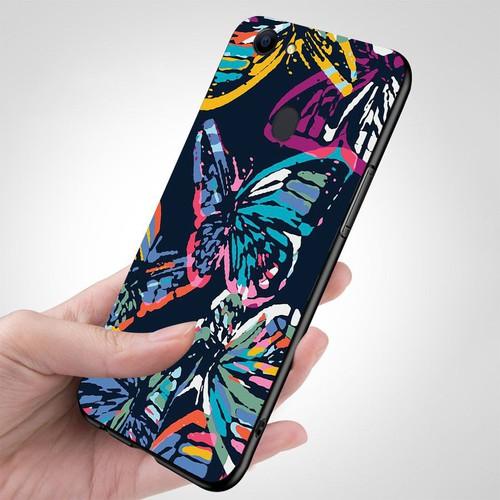 Ốp kính cường lực cho điện thoại oppo f5 - bướm đẹp ms buomd091