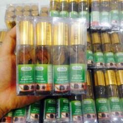 lốc 12 chai dầu thái lan loại nhất 8ml xách tay có in chữ trên nắp