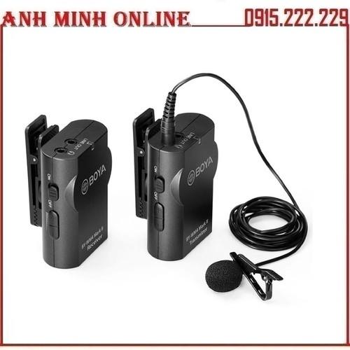 Micro không dây dành cho điện thoại, máy ảnh boya by-wm4 mark ii - 12172892 , 19894442 , 15_19894442 , 1700000 , Micro-khong-day-danh-cho-dien-thoai-may-anh-boya-by-wm4-mark-ii-15_19894442 , sendo.vn , Micro không dây dành cho điện thoại, máy ảnh boya by-wm4 mark ii