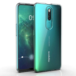 ỐP LƯNG DẺO SILICON TRONG SUỐT ĐIỆN THOẠI OPPO F11, OPPO F11 PRO