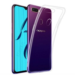 ỐP LƯNG DẺO SILICON TRONG SUỐT ĐIẸN THOẠI OPPO A7