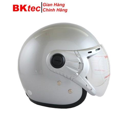 Mũ bảo hiểm 3 phần 4 đầu có kính chính hãng bktec, mũ bảo hiểm che tai, nón bảo hiểm cao cấp - 12187493 , 19914450 , 15_19914450 , 349000 , Mu-bao-hiem-3-phan-4-dau-co-kinh-chinh-hang-bktec-mu-bao-hiem-che-tai-non-bao-hiem-cao-cap-15_19914450 , sendo.vn , Mũ bảo hiểm 3 phần 4 đầu có kính chính hãng bktec, mũ bảo hiểm che tai, nón bảo hiểm cao