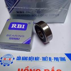 10 Vòng bi 6001 RBI chất lượng cao