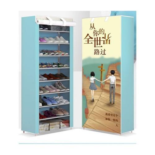 Giá để giày dép đẹp 10 tầng - 12199381 , 19931994 , 15_19931994 , 235000 , Gia-de-giay-dep-dep-10-tang-15_19931994 , sendo.vn , Giá để giày dép đẹp 10 tầng
