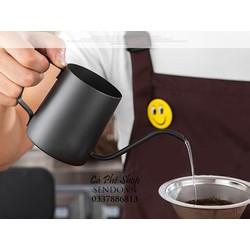 Bình cổ ngỗng pha cà phê cafe ấm cổ ngỗng vòi dài bình ấm rót 350ml