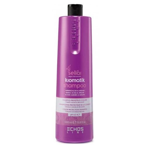 Dầu gội trẻ hóa kromatik echosline shampoo 1000ml