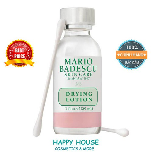Chấm mụn mario badescu drying lotion