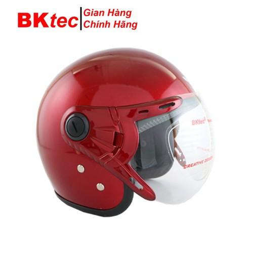 Mũ bảo hiểm 3 phần 4 đầu có kính chính hãng bktec, mũ bảo hiểm che tai, nón bảo hiểm cao cấp - 12127127 , 19914832 , 15_19914832 , 349000 , Mu-bao-hiem-3-phan-4-dau-co-kinh-chinh-hang-bktec-mu-bao-hiem-che-tai-non-bao-hiem-cao-cap-15_19914832 , sendo.vn , Mũ bảo hiểm 3 phần 4 đầu có kính chính hãng bktec, mũ bảo hiểm che tai, nón bảo hiểm cao