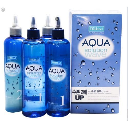 Mufeel thuốc uốn tóc aqua