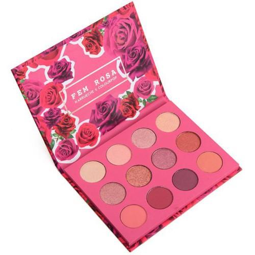 Bảng mắt colourpop fem rosa she