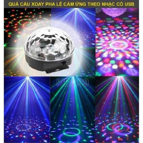 Đèn led - đèn led quả cầu cảm ứng xoay pha lê 7 màu nháy theo nhạc - 12199274 , 19931339 , 15_19931339 , 350000 , Den-led-den-led-qua-cau-cam-ung-xoay-pha-le-7-mau-nhay-theo-nhac-15_19931339 , sendo.vn , Đèn led - đèn led quả cầu cảm ứng xoay pha lê 7 màu nháy theo nhạc